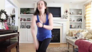 "getlinkyoutube.com-""Rotten to the Core"" Dance Tutorial (Disney's Descendants)"
