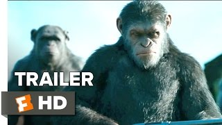 getlinkyoutube.com-War for the Planet of the Apes Official Trailer 1 (2017) -  Andy Serkis Movie