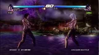 getlinkyoutube.com-Tekken Tag Tournament 2: Unknown Vs. Unknown (HD) + Ending