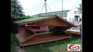 getlinkyoutube.com-Wooden House foldable by BN Performance Rides