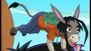 getlinkyoutube.com-Jackie Chan Adventures   Jade Donkey/Mule Transformation