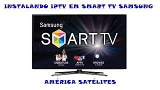 getlinkyoutube.com-INSTALANDO IPTV EM SMART TV SAMSUNG  01-06-15