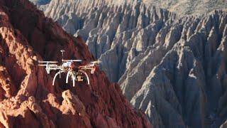 getlinkyoutube.com-Drone DJI F550 - Demo Zona Bit