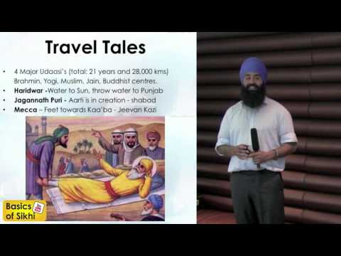 TWGC Topic #1 Part A- Guru Nanak Dev ji