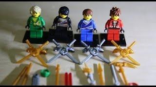 getlinkyoutube.com-Lego Ninjago Bozhi Bootleg Review