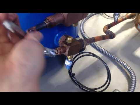 How To Open Refrigeration Service Valves