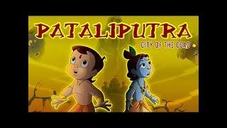 getlinkyoutube.com-Chhota Bheem aur Krishna in Pataliputra | The City of the Dead