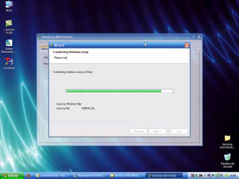 Como instalar windows y hacer booteable la  USB con NOVICORP...