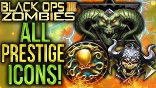 "getlinkyoutube.com-""Black Ops 3 Zombies"" ALL PRESTIGE ICONS! All 10th Prestige Icons (BO3 Zombie Prestiges)"