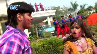 getlinkyoutube.com-Rang Lag जाई देवता पितर में - Sara Ra Ra Holi Ha  - Bhojpuri Hot Holi Songs 2015 HD