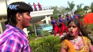 getlinkyoutube.com-Rang Lag जाई देवता पितर में - Sara Ra Ra Holi Ha  - Bhojpuri Hot Holi Songs 2015 HD