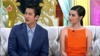 "getlinkyoutube.com-3 แซ่บ   ""ติ๊ก เจษฎาภรณ์ - มิว นิษฐา"" จากละครเลือดมังกร ตอน สิงห์   26-04-58   TV3 Official"