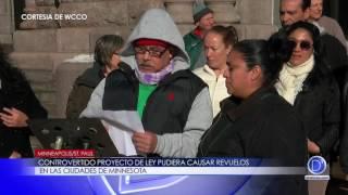 Controvertido proyecto de ley pudiera causar revuelos en las ciudades de Minnesota