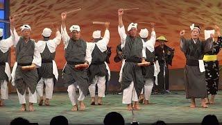 getlinkyoutube.com-「平敷屋エイサー保存会」日本の祭りin成田2014