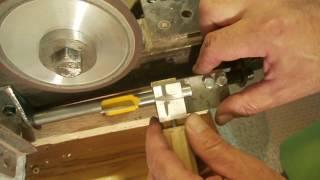 getlinkyoutube.com-Заточное устройство. A device for sharpening milling cutters.