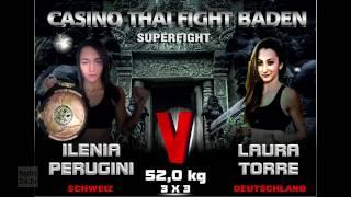 Casino Thai Fight 24.09.2016 Torre vs Perugini Fight 24