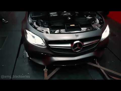 Mercedes ... AMG 4matic+ On dyno Music Video