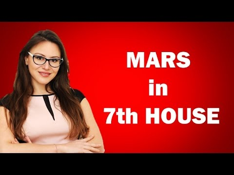 Mars in 7th House in the Birth Chart. The Warriors and Business Bargainers!