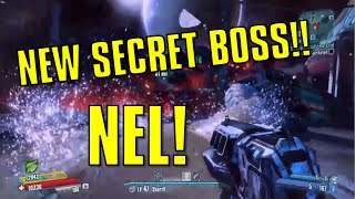 Borderlands The Pre Sequel: Secret Boss- Nel! Guide and Legendary Sniper Drop!