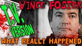 getlinkyoutube.com-Hillary Clinton's Lover Vince Foster - the shocking mystery EXPOSED!!