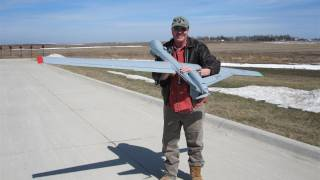 NitroPlanes Video drone.  MQ-9 Reaper UAV Revisited with Video Surveillance.