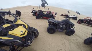 getlinkyoutube.com-TOTALLED A MAVERICK X3?!? CAN-AM DEMO DAY PT1