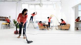 getlinkyoutube.com-10 اعمال منزلية تساعد على رشاقتك