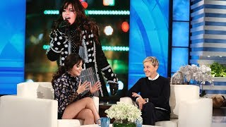Camila Cabello Stayed Warm on New Year's Eve with Heat Warmers 'Down There'
