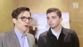 getlinkyoutube.com-Downton Abbey's Rob James-Collier and Michael Fox reveal Thomas's torment