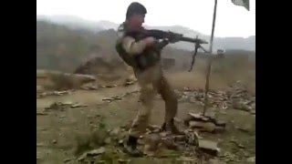 The Fire Power of Pakistan Army