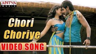 Chori Choriye Video Song - Lovely Video Songs - Aadhi, Shanvi width=