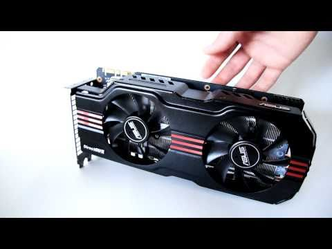 HUGE! Nvidia GTX 570 Review + Benchmarks ASUS DirectCUII