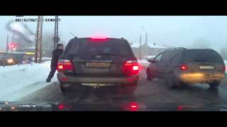 getlinkyoutube.com-Мажорик был наказан за хамство на дороге