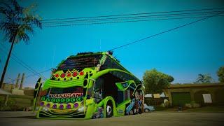 getlinkyoutube.com-Gta san - รถบัสนำเที่ยวติดเครื่องเสียง VIP BUS [Bus Vip Gta san Thailand]page