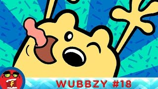getlinkyoutube.com-The No Laughing Contest | Fredbot Children's Cartoon (Wow! Wow! Wubbzy!)