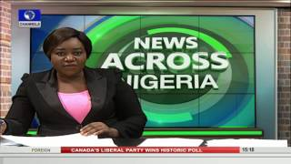 getlinkyoutube.com-News Across Nigeria: Pro-Biafra Protesters Stage Protest In Rivers State