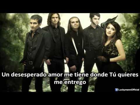 Flyleaf - Saving Grace (Video y Letra) Traducido Español [Rock Cristiano en Inglés]