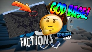 "getlinkyoutube.com-""NEW GOD BASE + ENCHANTS!!"" Minecraft COSMIC Factions #61 (Pleb Planet)"