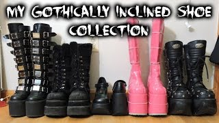 getlinkyoutube.com-Gothically Inclined Shoe Collection Video