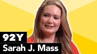 getlinkyoutube.com-Sarah J. Mass On Her Favorite Characters To Write