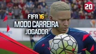 getlinkyoutube.com-FIFA 16 | Modo Carreira Jogador #20 FUI VENDIDO, CONHEÇAM MINHA NOVA EQUIPE !!! ‹ SHERBY ›