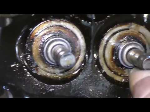 Страшилка про сальники клапанов (маслосъёмные колпачки)