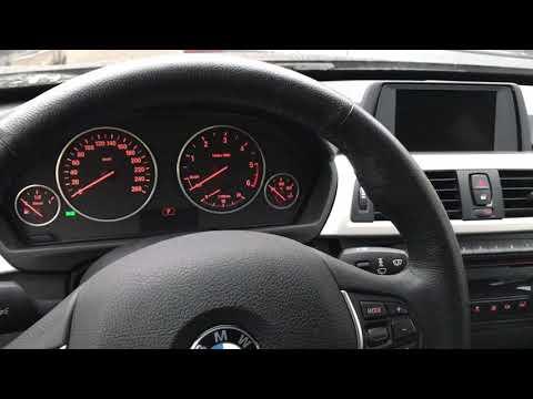 Как поднять дворники на BMW в вертикальное положение (сервисный режим стеклоочистителей БМВ)