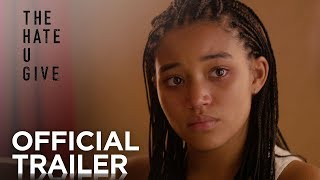 The Hate U Give | Official Trailer [HD] | 20th Century FOX width=