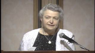 Women in Computer Science, lecture by Mildred Dresselhaus
