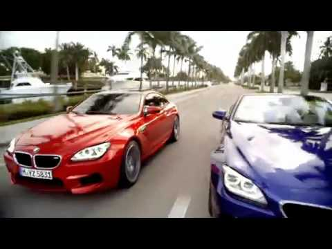 2012/2013 BMW M6 Coupe and Convertible Feature Short Film