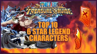 getlinkyoutube.com-ONE PIECE TREASURE CRUISE - Top 10 Legend Characters