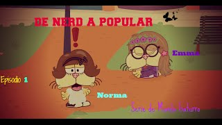 "getlinkyoutube.com-""De nerd a popular"" | Serie de Mundo Gaturro | *EPISODIO 1* |LaluMg♥"