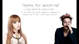getlinkyoutube.com-G-Dragon ft. Park Bom 「 Black 」