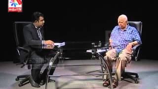 """Adhirvu"" exclusive interview with Hon. Sambanthan (17-09-2015)"